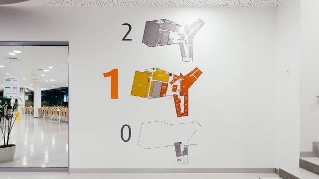 Изображение 4 - Навигация в школе