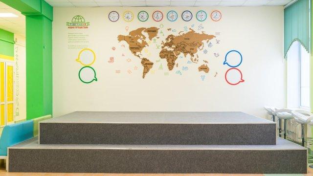 Изображение 16 - дизайн начальной школы.
