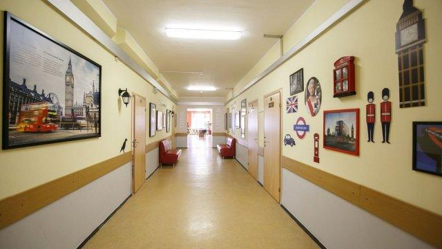 Изображение 6 - оформление школы: лестниц, рекреаций, актового зала, коридоров