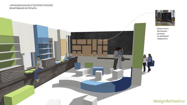 Изображение 3 - проект дизайна входной группы